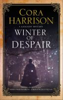 Cover image for Winter of despair / Cora Harrison.