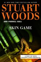 Cover image for Skin game / Stuart Woods and Parnell Hall.