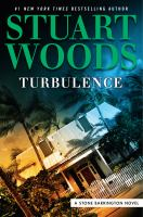 Cover image for Turbulence / Stuart Woods.