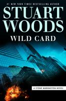 Cover image for Wild card / Stuart Woods.