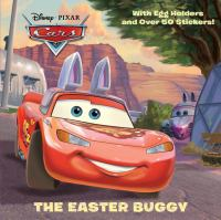 Cover image for The Easter buggy / by Frank Berrios ; based on a story by Kirsten Larsen ; illustrated by the Disney Storybook Artists.