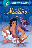 Cover image for Aladdin / by Mary Tillworth ; illustrated by the Disney Storybook Art Team.