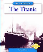 Cover image for The Titanic / by Michael Burgan.