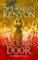 Cover image for At death's door:  a deadman's cross novel