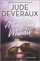 Cover image for A forgotten murder / Jude Deveraux.