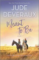 Cover image for Meant to be.