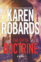 Cover image for The fifth doctrine / Karen Robards.