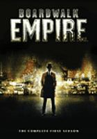 Cover image for Boardwalk empire. The complete first season / director, Martin Scorsese ... [et al.] ; writer, Terence Winter.