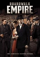 Cover image for Boardwalk empire. The complete second season.
