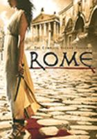 Cover image for Rome. The complete second season / HBO Entertainment in association with the BBC present ; created by John Milius and William J. MacDonald and Bruno Heller.