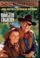 Cover image for Rooster Cogburn [videorecording (DVD)] / Universal ; written by Martin Julien ; directed by Stuart Millar ; produced by Hal B. Wallis.