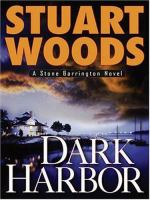 Cover image for Dark harbor [text (large print)] / by Stuart Woods.