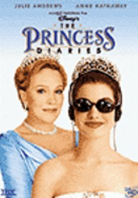 Cover image for The princess diaries / Walt Disney presents a Brownhouse production, a Garry Marshall film ; producers, Whitney Houston, Debra Martin Chase, Mario Iscovich ; screenplay writer, Gina Wendkos ; director, Garry Marshall.