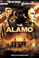 Cover image for The Alamo / Touchstone Pictures and Imagine Entertainment present a Mark Johnson production, a John Lee Hancock film ; produced by Mark Johnson, Ron Howard ; written by Leslie Bohem and Stephen Lee Hancock ; directed by John Lee Hancock.