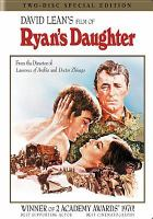 Cover image for Ryan's daughter / Metro-Goldwyn-Mayer presents [a film by] David Lean ; produced by Anthony Havelock-Allan ; original screenplay by Robert Bolt ; directed by David Lean.