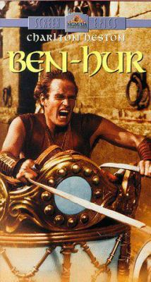 Cover image for Ben-Hur : a tale of the Christ / by Lew Wallace ; presented by Metro-Goldwyn-Mayer ; screen play by Karl Tunberg ; produced by Sam Zimbalist ; directed by William Wyler.