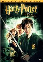 Cover image for Harry Potter and the chamber of secrets / a Warner Bros. Pictures presentation ; a Heyday Films/1492 Pictures production ; directed by Chris Columbus ; screenplay by Steve Kloves ; produced by David Heyman.