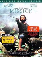 Cover image for The mission / an Enigma production ; directed by Roland Joffé ; produced by Fernando Ghia and David Puttnam ; written by Robert Bolt.