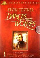 Cover image for Dances with wolves / an Orion Pictures release ; Tig Productions ; Majestic Films International ; producers, Kevin Costner, Jim Wilson ; screenplay writer, Michael Blake ; director, Kevin Costner.