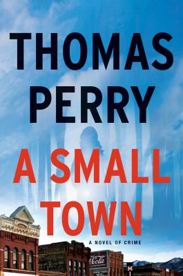 Cover image for A small town : a novel / Thomas Perry.