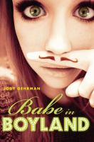Cover image for Babe in boyland / Jody Gehrman.