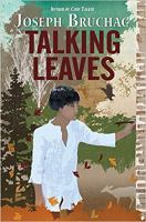Cover image for Talking leaves / by Joseph Bruchac.