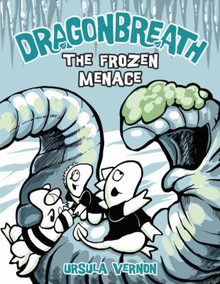 Dragonbreath the frozen menace