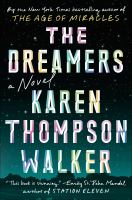 Cover image for The dreamers / Karen Thompson Walker.