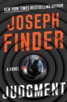 Cover image for Judgment / Joseph Finder.