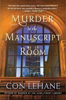 Cover image for Murder in the manuscript room / Con Lehane.