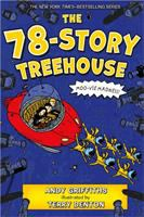 Cover image for The 78-story treehouse / Andy Griffiths ; illustrated by Terry Denton.