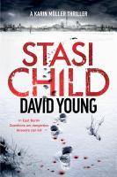 Cover image for Stasi child / David Young.