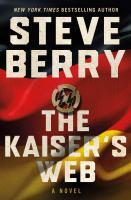 Cover image for The kaiser's web / Steve Berry.