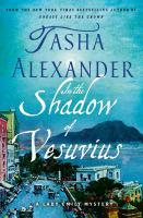 Cover image for In the shadow of Vesuvius / Tasha Alexander.