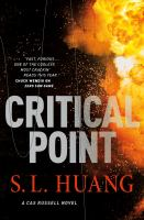 Cover image for Critical point / S. L. Huang.