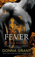 Cover image for Fever / Donna Grant.