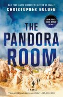Cover image for The pandora room / Christopher Golden.