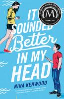 Cover image for It sounded better in my head / Nina Kenwood.