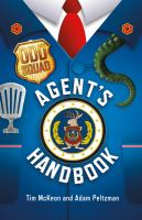 Cover image for Odd Squad agent's handbook / Tim McKeon and Adam Peltzman.