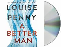 Cover image for A Better Man (CD) [sound recording] / Louise Penny.