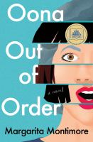 Cover image for Oona out of order / Margarita Montimore.