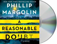 Cover image for A reasonable doubt [sound recording] / Phillip Margolin.