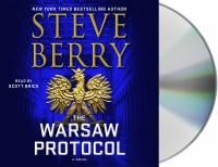 Cover image for The Warsaw Protocol [sound recording] / Steve Berry.