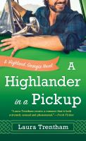 Cover image for A highlander in a pickup / Laura Trentham.