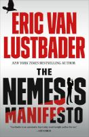 Cover image for The Nemesis manifesto / Eric Van Lustbader.