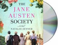 Cover image for The Jane Austen society [sound recording] / Natalie Jenner.
