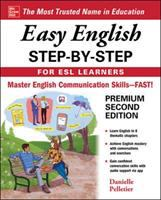 Cover image for Easy English step-by-step for ESL learners / Danielle Pelletier.