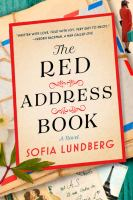 Cover image for The red address book / Sofia Lundberg ; translated by Alice Menzies.