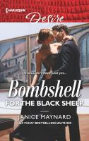 Cover image for Bombshell for the black sheep / Janice Maynard.