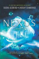 Cover image for Nexus / Sasha Alsberg & Lindsay Cummings.